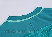 Футбольная форма Europaw 013 бирюзовая, фото 2
