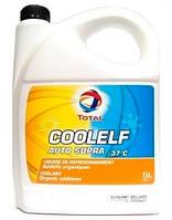 Антифриз COOLELF AUTO SUPRA 5л (-37C ) TOTAL