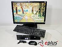 ПК HP Compaq dc7900 + HP L1908W бу