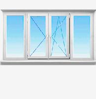 Балконная рама метоллопластиковая STEKO