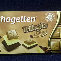 Шоколад TRUMPF Schogetten Trilogia Coffee