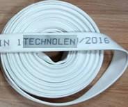 Прогумований напірний пожежний рукав 38мм   (тип Т, для техніки) «Technolen» (Чехія)