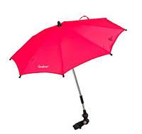 Зонтик для колясок - Emmaljunga (Швеция) крепится на коляску (15 расцветок) Neon Pink
