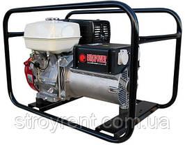 Генератор бензиновый EUROPOWER EP6000 (5,4 кВт)- аренда, прокат