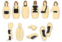 Как правильно выбрать бандаж, корсет или фиксатор сустава.