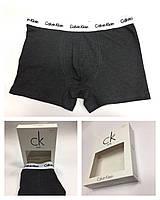 Темно-серые боксеры Calvin Klein