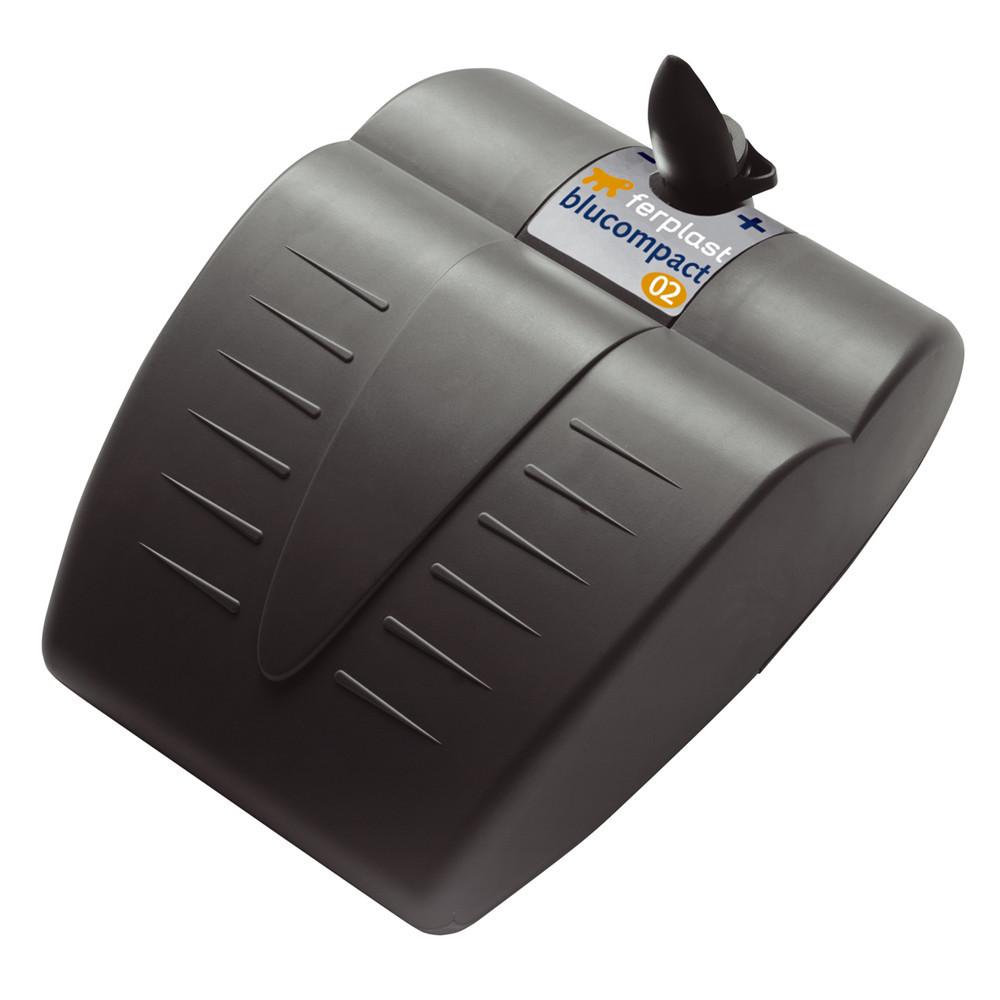 Ferplast BLUCOMPACT 02 Внутренний фильтр для аквариума 75 л