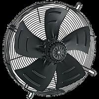 Промышленный осевой настенный вентилятор BVN 4M 350 S, Турция