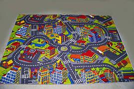 Детский ковролин Умный город, фото 2