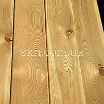 Палубная доска/прямой планкен, сибирская лиственница 20х140 сорт АВ, фото 2