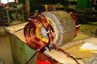 Перемотування статора електро двигуна