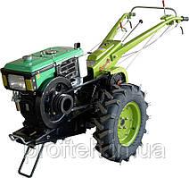 Мотоблок Фермер 10 + комплект навесного (10 л.с., ручной стартер) Бесплатная доставка