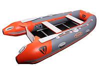 Моторная лодка с надувным килем Vulkan TMK370 - лимитированная серия