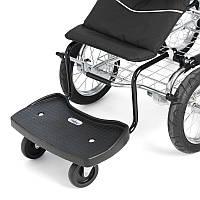 Подножка для второго ребенка для колясок на шасси  Duo S/S Nitro/C Cross/D Viking/S Vik  - Emmaljunga (Швеция)