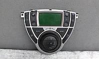 Блок панель управления климат контроля Peugeot 807 C4 Ulysse Magneti Marelli 14908790YR 9140010488 944E0025341