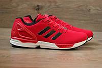 Кроссовки мужские Adidas Zx Flux 2084 бордовые