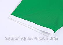 Футбольная форма Europaw 014 зелено-белая, фото 3