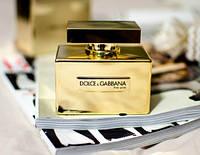Женская парфюмированная вода Dolce & Gabbana The One Gold Limited Edition