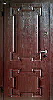 """Бронированные двери ТМ """"Саган"""" серия Стандарт Модель 107"""
