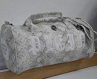 Белая мужская сумка Phillip Plein
