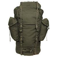 Армейский рюкзак Бундесвер 65л оливковый MFH 30253B