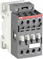 Контактор ABB  AF16-22-00-12.30А(АС1),16А(АС),2НО+2НЗ,48,130В AC/DC