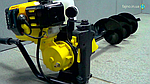 Мотобур Кентавр МБР-5220H (100см/20см)