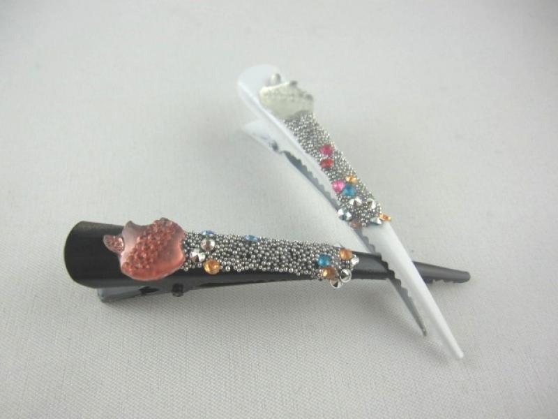 Шпилька для волосся качечка (12 штук в упаковці)