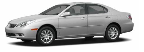Lexus ES 02-04-06 кузов и оптика
