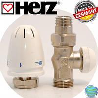 Регулятор ограничитель температуры кран RTL прямой 1/2 1920123 HERZ