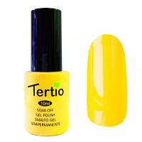 Гель-лак Tertio #020 Желтый 10 мл.