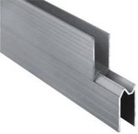Торцевой алюминиевый профиль ZF-09