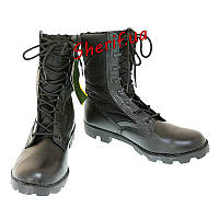Берцы летние тактические ботинки тропические MIL-TEC Cordura Black 12825002