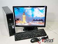 ПК HP Compaq dc7900 3.0/2048/160/Video 1GB! + HP L1945WV бу