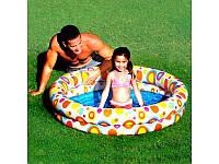 Детский надувной бассейн Intex, 59421 (122х25см)