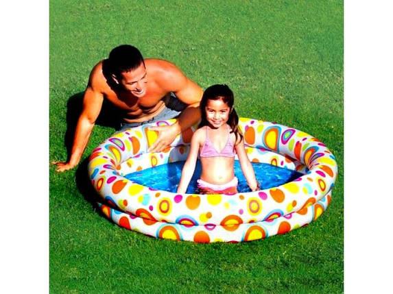 Детский надувной бассейн Intex, 59421 (122х25см), фото 2