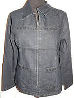 Куртка джинсовая женская размер XL,2XL,3XL,4XL,5XL