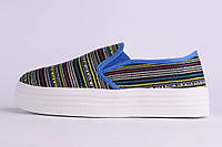 Мокасины женские SUFA 816-1 синие