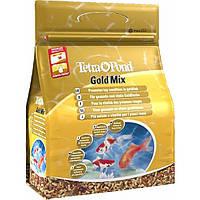 Tetra Pond Gold Mix корм микс для золотых рыб, 4 л