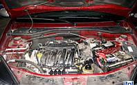 Установка гбо LPGTECH, форсунки DRAGON на автомобиль Renault Sandero 1.6