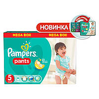 Трусики Pampers Pants Размер 5 (Junior) 12-18 кг 96 шт.
