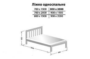 Детская кровать Медея Мини, фото 2