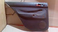 Обшивка двери задней левой VW Golf 4 (97-03)  1J4868115
