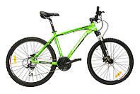 Горный велосипед Mascotte Liberti гидравлика Shimano 495 зеленый