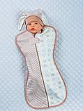 """Летний набор для новорожденных """"Стиляжки"""", 5-ти предметный, фото 4"""