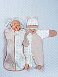 """Летний набор для новорожденных """"Стиляжки"""", 5-ти предметный, фото 2"""