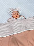 """Летний набор для новорожденных """"Стиляжки"""", 5-ти предметный, фото 5"""