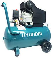 Компрессор HYUNDAI HYC 2050 (2.5 л.с., 250 л/мин., ресивер 50 л) БЕСПЛАТНАЯ ДОСТАВКА!