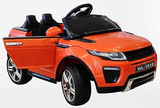 Детский электромобиль Оранжевый