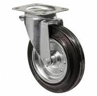 """Колесо поворотное  """"Medium Scaffolding """" с крепёжной панелью,диаметр-200мм"""
